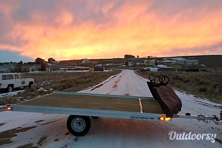 02016 Sport Club drive on/off snowmobile  Gunnison, CO