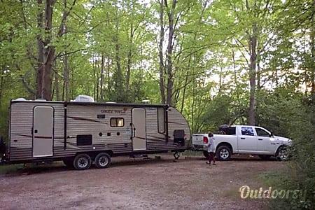 02016 Forest River Cherokee Grey Wolf  Owen Sound, ON