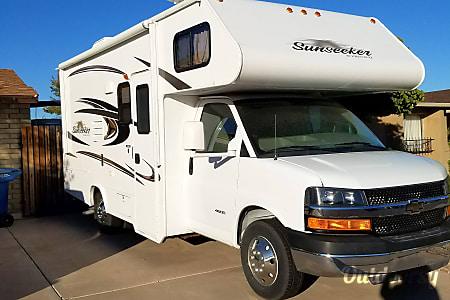 02015 Forest River Sunseeker 2250  Austin, TX
