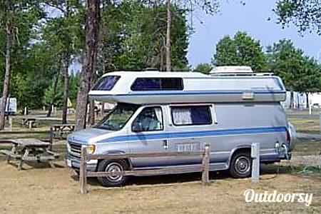 0Airstream Van  Shrewsbury, MA