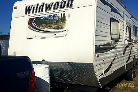 02013 Forest River Wildwood  Medford, OR