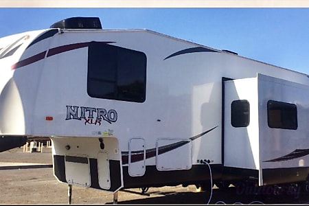 02013 Forest River Nitro Xlr  Moreno Valley, CA
