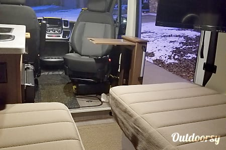 02017 Winnebago Travato 59k  Denver, CO