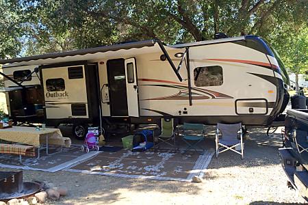 02014 Keystone Outback Bunkhouse  Lancaster, CA