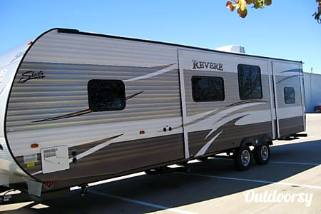 02016 Shasta Revere 33BH  McKinney, TX