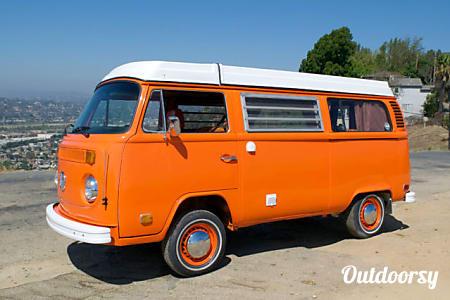 01974 Volkswagen Westfalia  Santa Barbara, CA