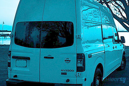 0Stealth Baby (Nissan NV2500 conversion van)  Ottawa, ON