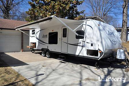 02014 Coachmen Apex  Overland Park, KS