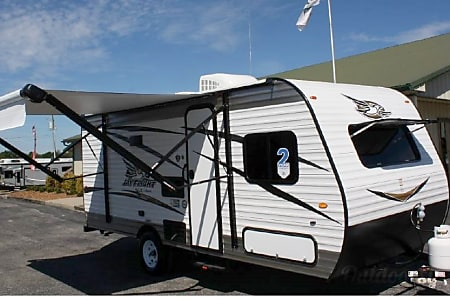 02018 Jayco 174BH Travel Trailer Camper  Troutman, NC