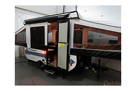 02018 Jayco Sport 10SD Popup Camper Trailer  Troutman, NC
