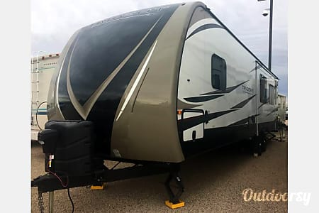 02015 32 ' Trident Skyline Travel Trailer Dog Friendly Delivery & Set Up Available!  Parker, CO