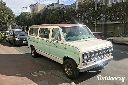 0Graham: the mint green 70's machine  SF, CA