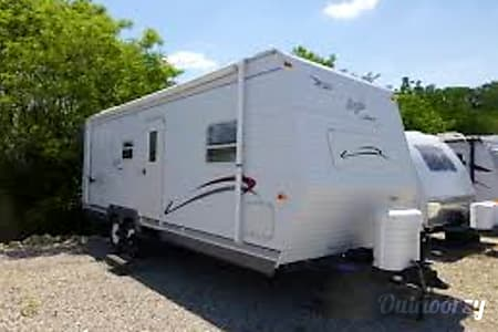 02002 Jayco Eagle  Saint Robert, MO
