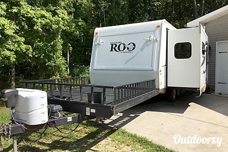 02013 Forest River Rockwood Roo  Hillsboro, MO