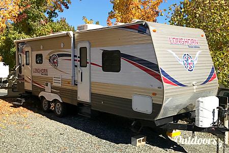 02014 Crossroads Longhorn  Kernville, CA