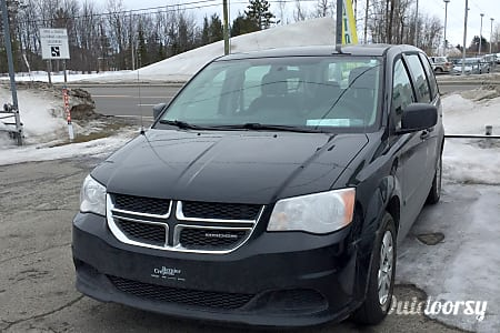 0Grand Caravan Mini-van  Montreal, QC