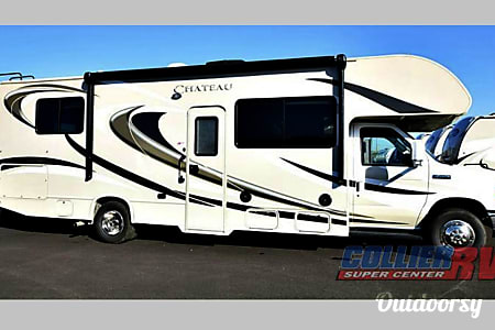 02017 Thor Motor Coach Chateau  Toms River, NJ