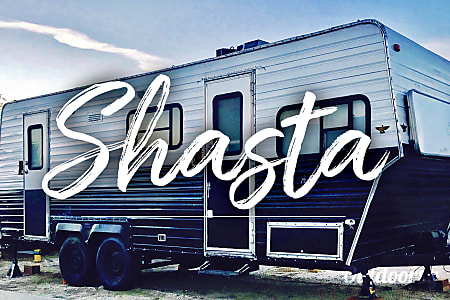 0Meet Shasta | Newly-Renovated 1982 Shasta 2400  Palm Springs, CA