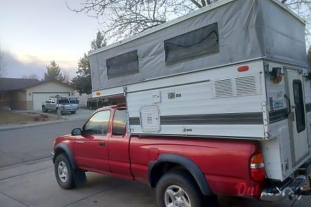 02003 Toyota Tacoma  Longmont, CO