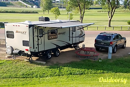 02014 Keystone Bullet Travel Trailer  Artesian, SD