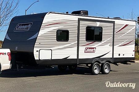 02018 Coleman Lantern 244BHWE  Truckee, CA
