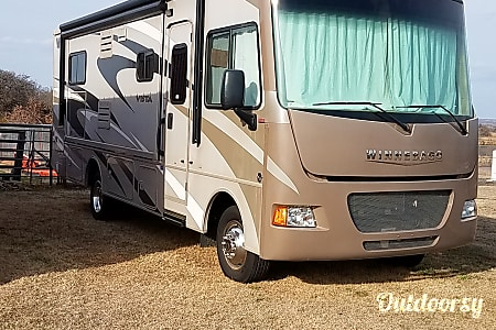 02014 Winnebago Vista  Moore, OK