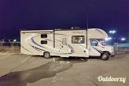 02018 Thor Motor Coach Freedom Elite  Idaho Falls, ID