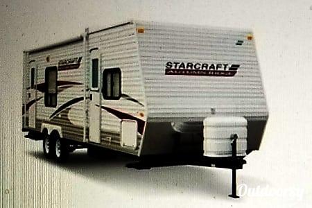 02010 Starcraft Autumn Ridge  Opa Locka, FL