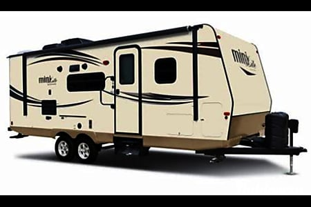 02016 Forest River Rockwood Mini Lite - 1  Spicewood, TX