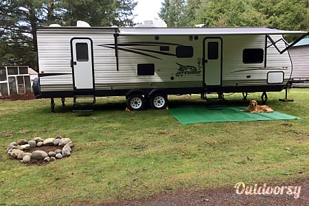 02017 Jayco Jay Flight 287BH Sleeps 10  Rainier, WA