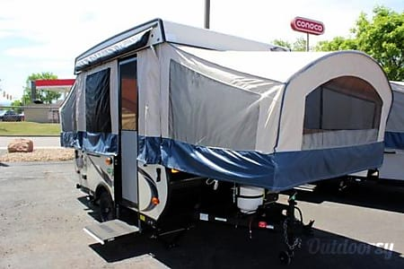 02018 Coachmen Viking  Aurora, CO