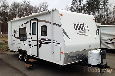 "0""Mini"" 2014 Forest River Rockwood Mini Lite 2306  Stokesdale, NC"