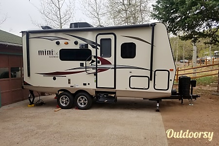 02018 Forest River Rockwood Mini Lite  Conifer, CO