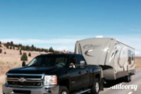 02013 Keystone Cougar High Country  Missoula, MT