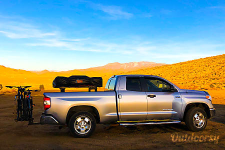 02014 Toyota Tundra w/ Rooftop Tent  Reno, NV