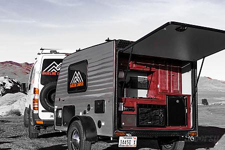 02018 Lightweight Camper - Burning Man OK  Reno, NV