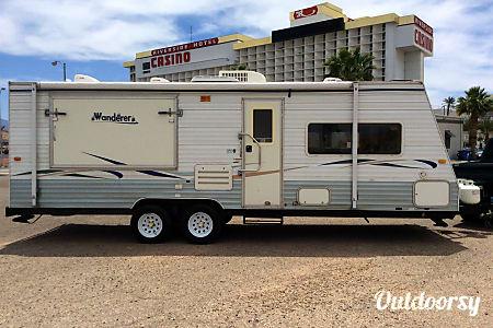 02004 Thor Motor Coach Wanderer  Mesquite, NV