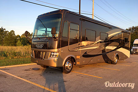 02010 Tiffin Motorhomes Allegro Open Road  Murphy, NC