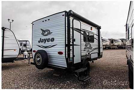 02016 Jayco Jay Flight 145rb Baja Travel Trailer  Port Coquitlam, BC