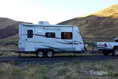 02013 Jayco Jay Feather X19H Gas Saver, Super light Weight  Richland, WA