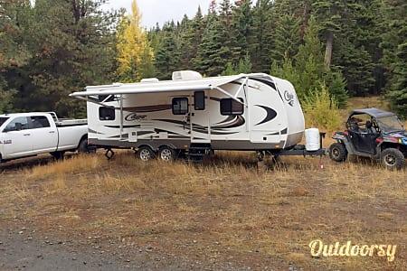 02013 Keystone Cougar  Lake Stevens, WA