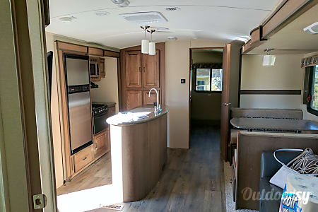 02014 Cruiser Rv Corp Fun Finder  Castle Rock, CO