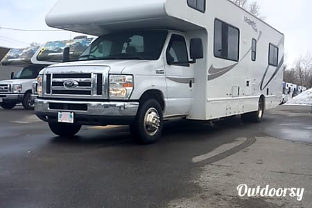 02011 Ford Majestic 28A  Vaughan, ON
