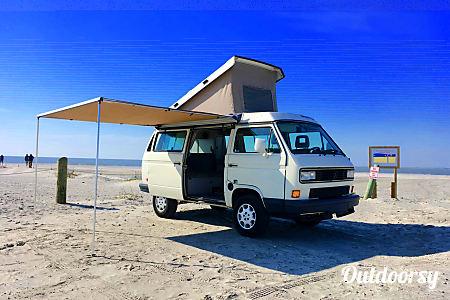 01991 Volkswagen Westfalia Vanagon Motor Home  Charleston, SC