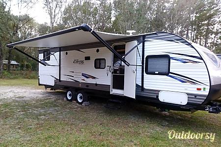 02018 Forest River Cruise Lite  Raiford, FL