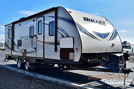 02017 Keystone Bullet 247BH  Rescue, CA