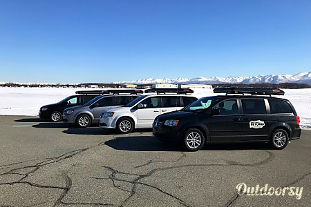 0Get Lost Travel Van #106  Anchorage, AK