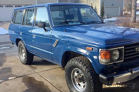 01987 Volkswagen Westfalia Coming Soon  Boulder, CO