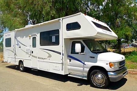 Top 20 Stockton RV Rentals, Class C Motorhome Rental, RV Rental