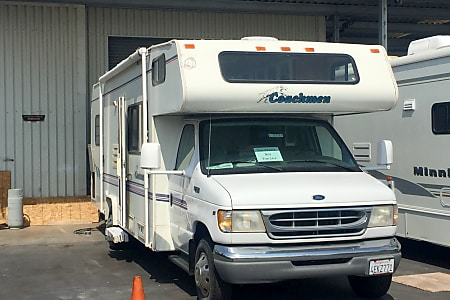 RV Rental Reno, Class C Motorhome Rental, RV Rental